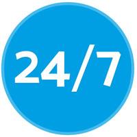 Zorgkracht 24 uur en 7 dagen in de week bereikbaar